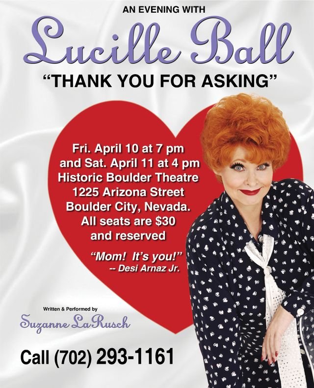 An Evening with Lucille Ball