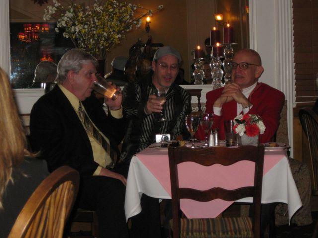 Richard, Rick & Tom