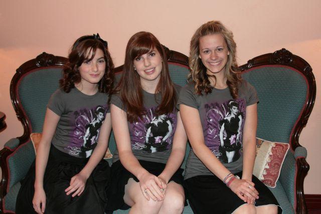 Sara, Hannah & Jayce