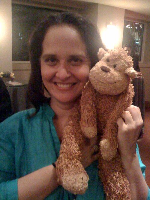 Michele Esparza (Raul's wife) & Perdu