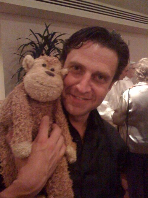 Monsieur Perdu and Raul Esparza ~ The Star of Babalu