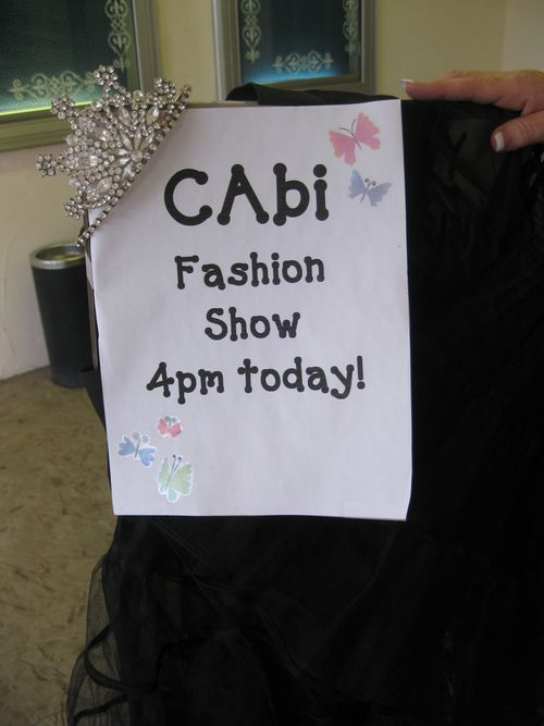 Welcome to our CAbi Fall Fashion Show!