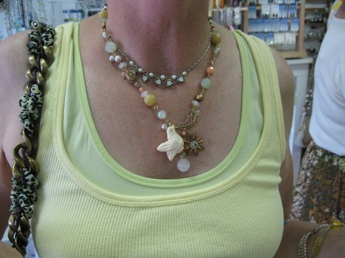 Jeanine's necklaces