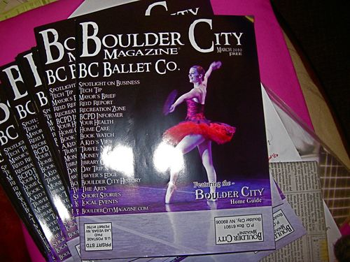The new issue of BC Magazine