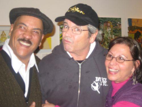 Papo, Desi & Carmen