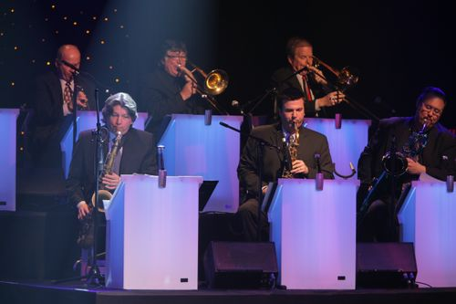 Our wonderful horn section