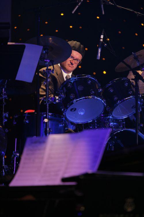 Steve's drummer ~ Gordon Peeke